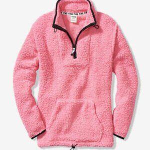 Victoria's Secret PINK Sherpa Pullover!!!